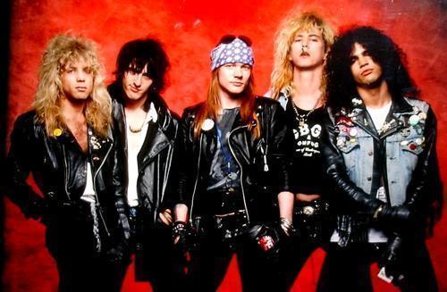 Guns N Roses Wallpapers Music Hq Guns N Roses Pictures: Guns N' Roses
