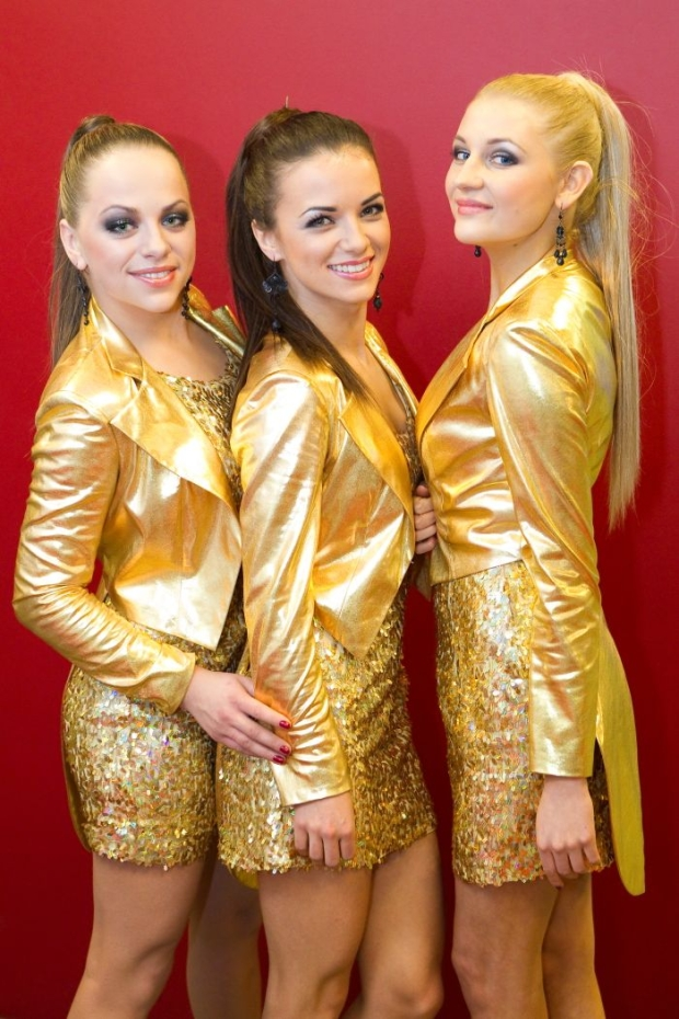 Studentes : groupe de filles lituanien dans Lituanie 1dgd2