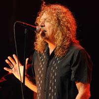 Led Zeppelin vokalistas Robert'as Plant'as jaučiasi atitrūkęs nuo sunkiojo roko muzikos