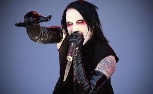 Marilyn Mansonas nusivalė amžinąjį makiažą