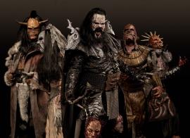 Koncerto Lietuvoje išvakarėse išleistas naujas Lordi albumas Babez For Breakfast