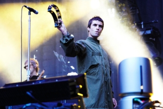 "Liam'as Gallagher'is. [""NME""]"